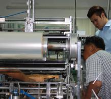 万申威廉希尔手机客户端下载包装生产线——泰国水鸭牌苦丸厂商