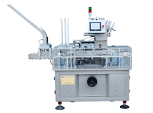 HDZ-100B泡罩板型自动装盒机