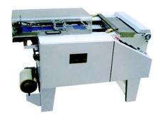 WB-300半自动透明膜包装机