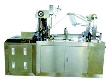 WB-350A型可调式透明膜包装机(带防伪易拉线)