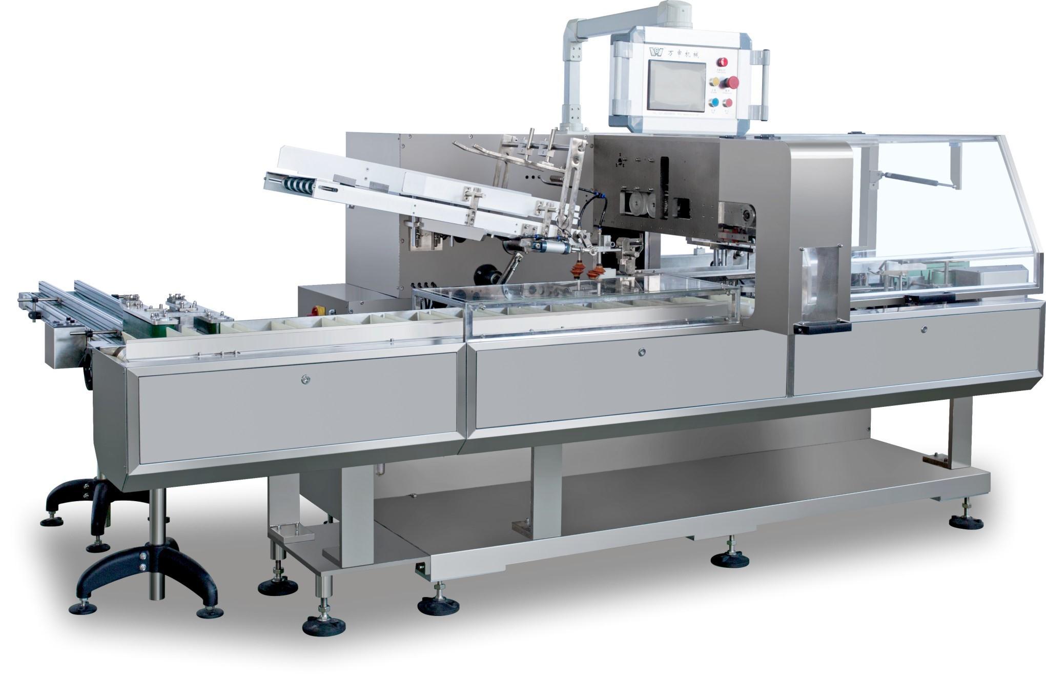 HDZ-120多功能自动装盒机