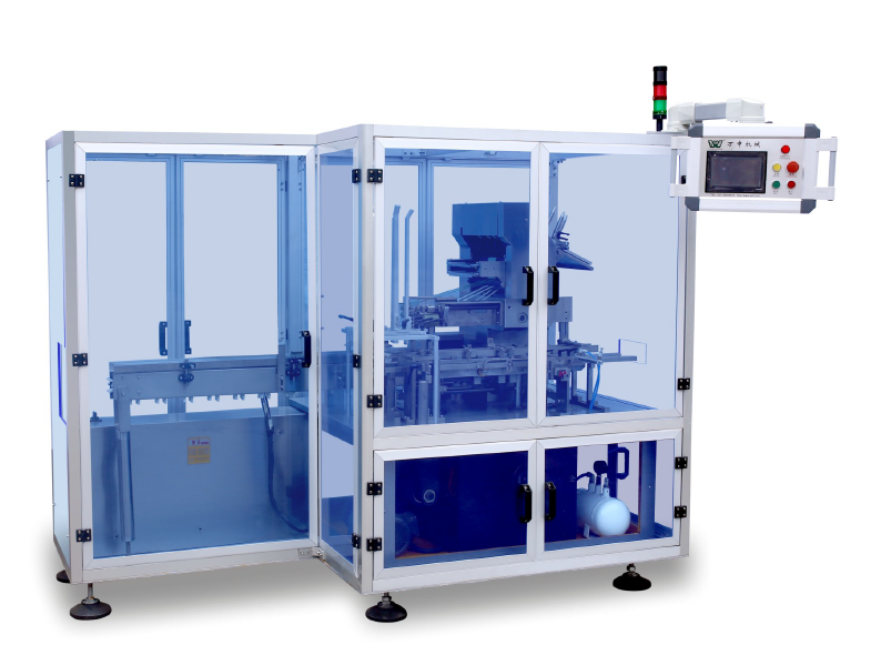 HDZ-150G软管型自动装盒机