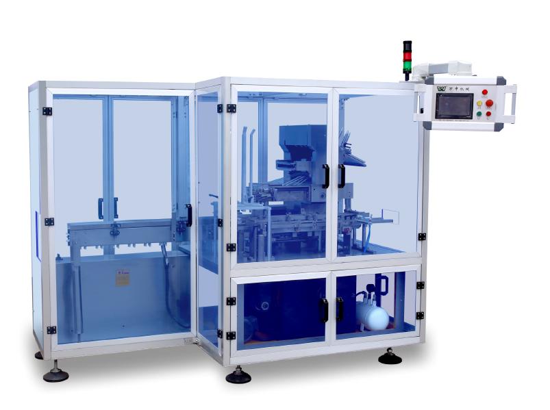 HDZ-100G 软管型自动装盒机