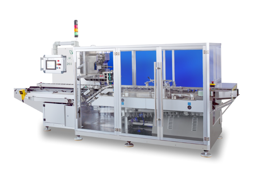 HDZL-260G 软管自动装盒机
